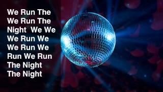 Havana Brown  We Run The Night Feat. Pitbull (Clean Lyrics)