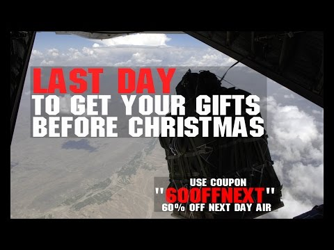 60% Off Next Day Air! | Get Your Gun Before Christmas & Save More! | AIRSOFTGI.COM