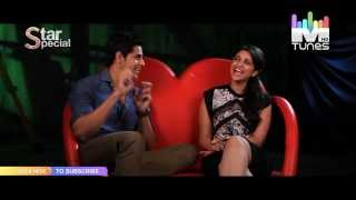 Sidharth Malhotra and Parineeti Chopra discuss their chemistry in Hasee toh Phasee only on MTunes HD