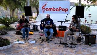 Under my Thumb. Covered by Alboroque. Live in Gamba Pop Festival.28III2014