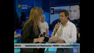 Eduardo Santana & Maria José Mayer - Cry To Me