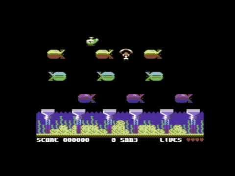 Para Lander DX [Commodore 64]