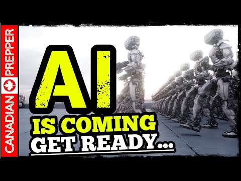 WARNING: Humanitys Last Stand | REAL Artificial Intelligence is Coming