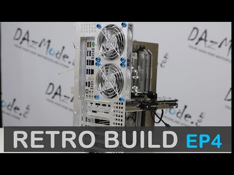 Retro Build  - Ep4