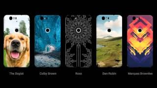Google Live Cases: Google introduces customizable Cases for Nexus phones