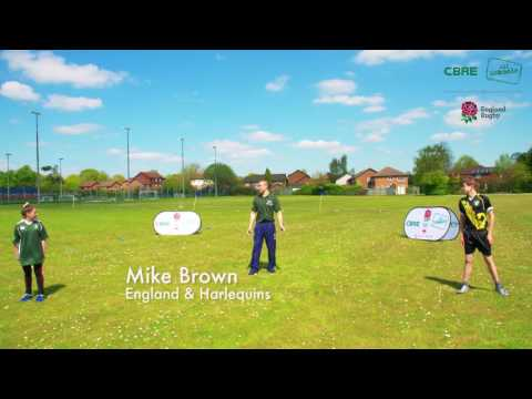 Rugby Tips from Mike Brown - Training Pendulum
