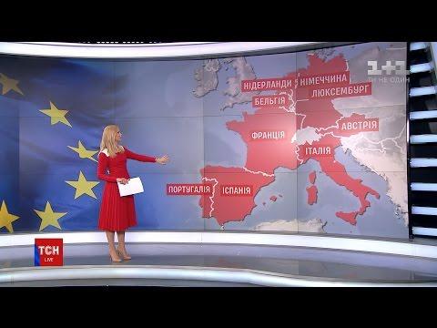75 євродепутатів проголосували проти надання Україні безвізового режиму