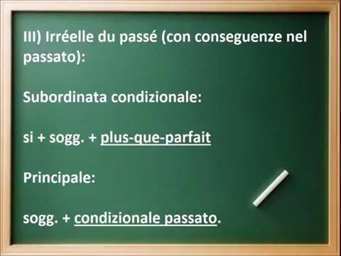 Come Formare Il Periodo Ipotetico In Francese Viva La Scuola