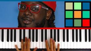 "How To Play ""5 O'Clock"" Piano Tutorial / Sheet Music (T-Pain / Wiz Khalifa / Lily Allen)"