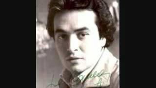 Jose Carreras E lucevan le stelle Live Historical recording