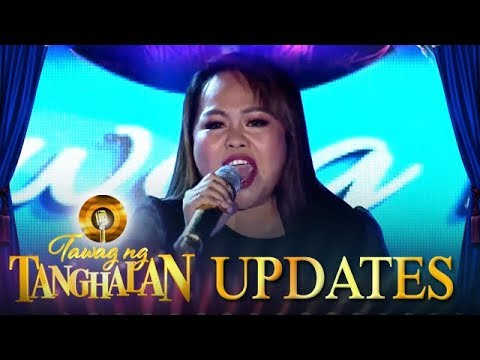 Tawag ng Tanghalan Update: April will not disappoint her supporters