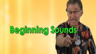 Beginning Sounds | Beginning Sounds Song | Word Play | Jack Hartmann