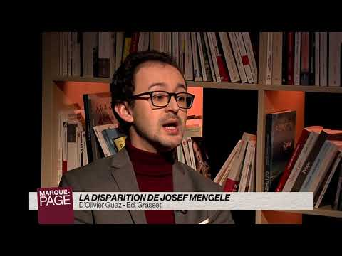 Vidéo de Olivier Guez
