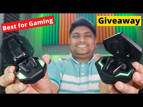 Giveaway | Best Gaming Earbuds 2021 | Wings Phantom Pro and Wings Xfire Gaming TWS Review