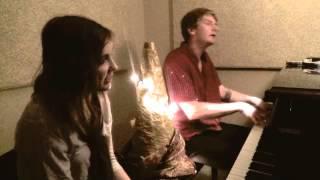 Holy, Holy, Holy - Caroline Schaff and Norbert Redmond (Sufjan Stevens cover)
