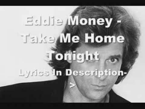 Take Me Home Tonight de Eddie Money Letra y Video