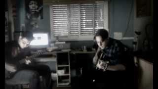 pequeña improvisación de blues (Adrian y Mauri)
