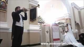 Entrada Noiva - Marcha Nupcial (1 Clarim), Marcelo Lopes - Assessoria Musical