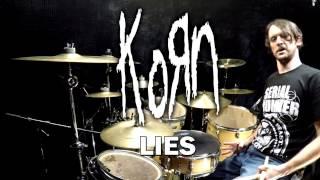 KORN - Lies - Drum Cover