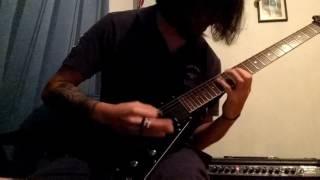 Slipknot - Psychosocial (solo cover)