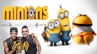 Minions Cantando Bumbum Granada - Taca Taca MCs Zaac & Jerry