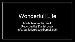 Wonderfull Live by Black Demo - Karaoke Backingtrack