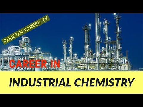 Career In Industrial Chemistry