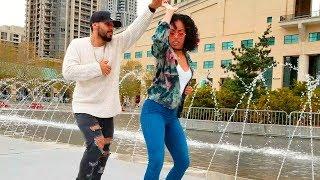 Dance Bachata - Kim & Geo Dancing Joan Soriano NEW Bachata 2018
