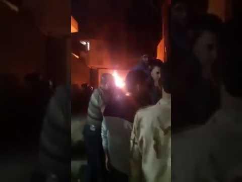 شهداء وجرحى بانفجار عبوة ناسفة في بلدة الدانا بريف إدلب