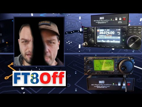 FT8Off - HRD Vs. TO, Old Vs. New