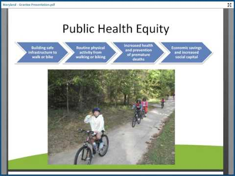 Plan4Health Mini-Webinar: Baltimore Greenway Trails Coalition