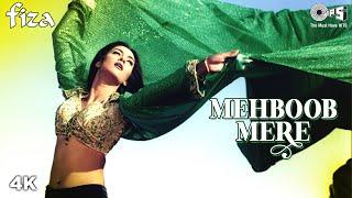 Mehboob Mere - Mujhe Mast Mahaul Mein - Fiza - Sushmita Sen - Full Song