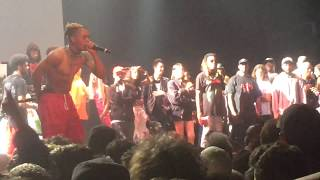 XXXTentacion feat. Craig Xen - Buy Garettes Clothing Or I'll Fucking Kill You (Live in LA, 6/6/17)
