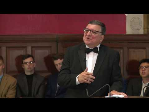 Jose Manuel Barroso Video