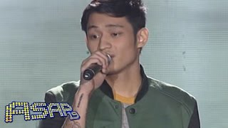Michael Pangilinan sings 'Pare Mahal Mo Raw Ako' on ASAP