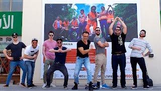 Groove Onkels-Da simmer in Bahrain!