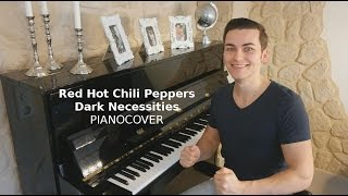 Red Hot Chili Peppers -Dark Necessities - Cover