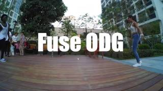 FUSE ODG | JINJA | OFFICIAL DANCE VIDEO BY YOOFI GREENE
