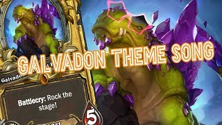 Galvadon Song Full Version with Lyrics! | Awesome Hearthstone Song made by the Kiblers!