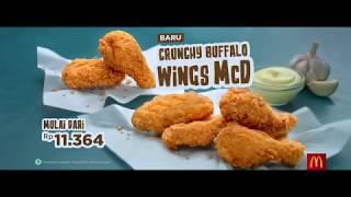 McD - Crunchy Buffalo Wings