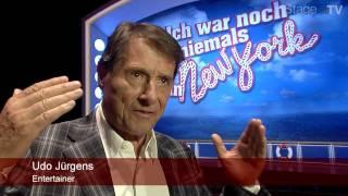 Entertainer Udo Jürgens erhält Ehrenpreise für sein Musical in Stuttgart
