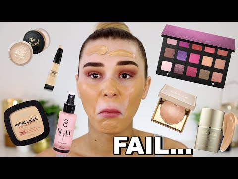 Trying New Makeup & Catch Up Chats   Shani Grimmond