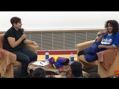 Princess Nokia In Conversation at Brown University