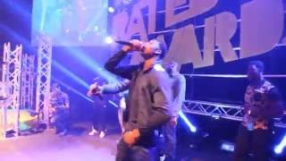 Abra Cadabra | Robbery | #RatedAwards 2016 [Live Performance]: RAM-CAM