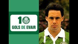 10 Gols de EVAIR (Palmeiras)