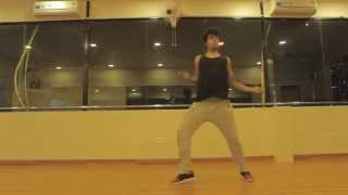 "Rishabh Kumar Choreography- ""Meet Me Halfway""  by @BlackEyedPeas @JoshuaBassRemix"
