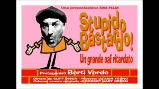 Robert Hart Green    'Stick with it!'    (from the film Stupido Bastardo)