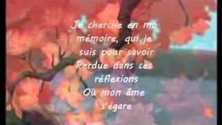 Mulan - Réflexion - Paroles
