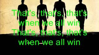 Nickelback - When We Stand Together (Lyrics)