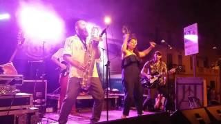 FLAMINGO TOURS  - Live Blackcelona - Festes de Gràcia 2016